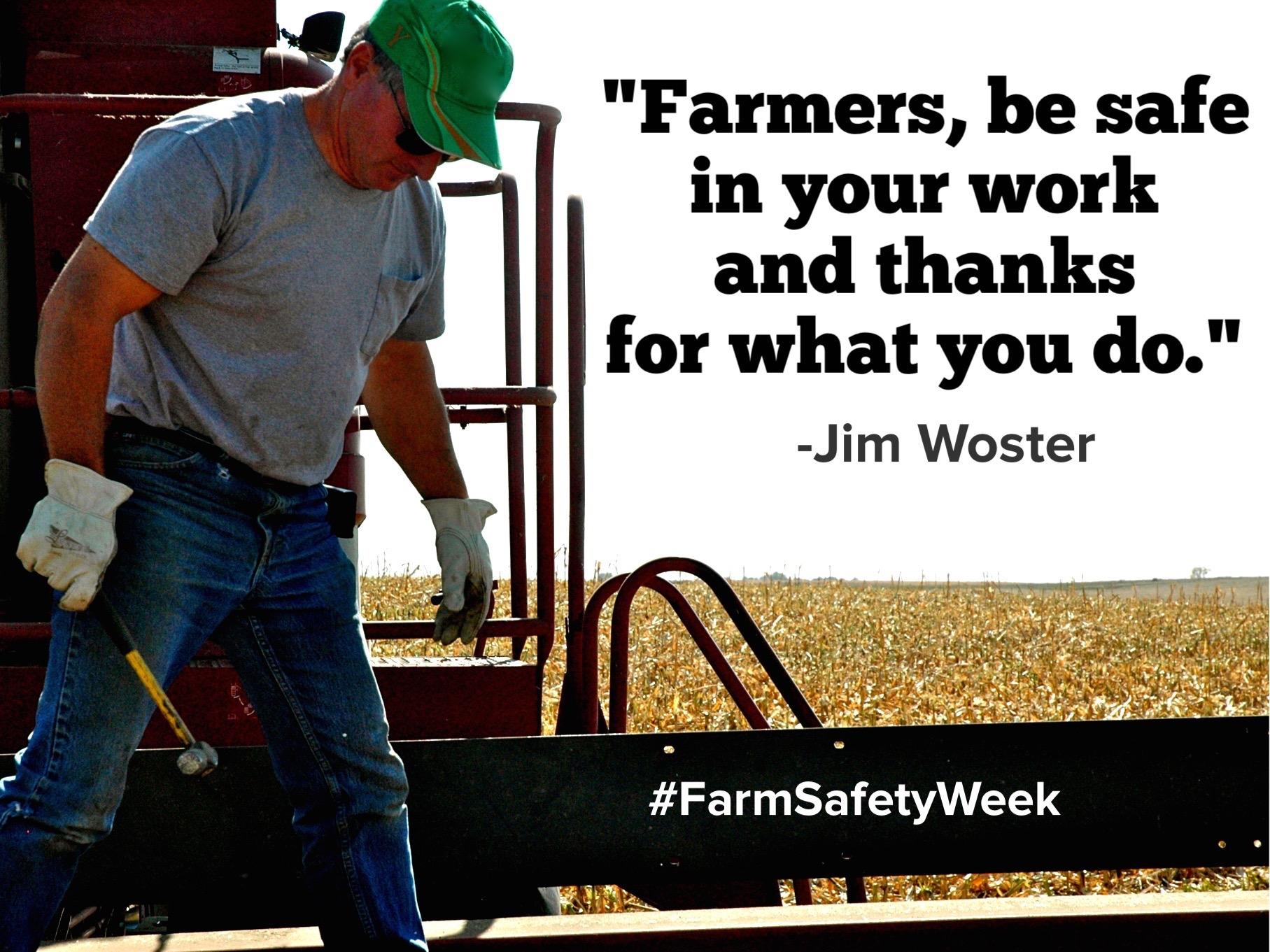 Focus on Farm Safety | South Dakota Corn