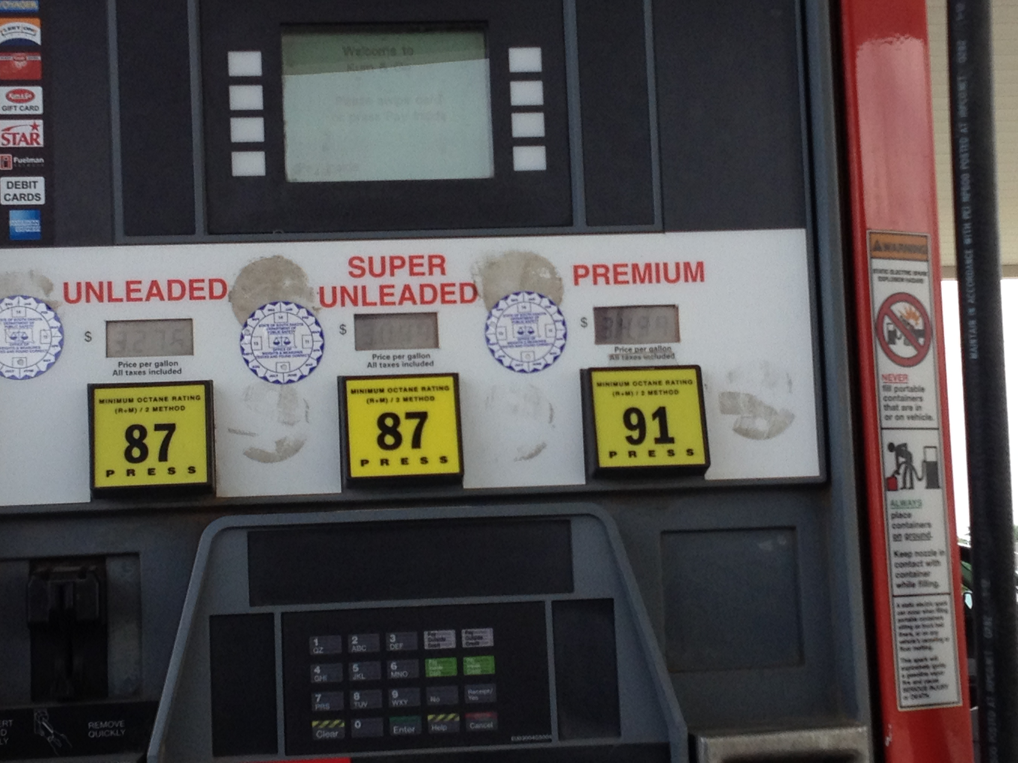 Why you see more 87-octane fuel in SD | South Dakota Corn