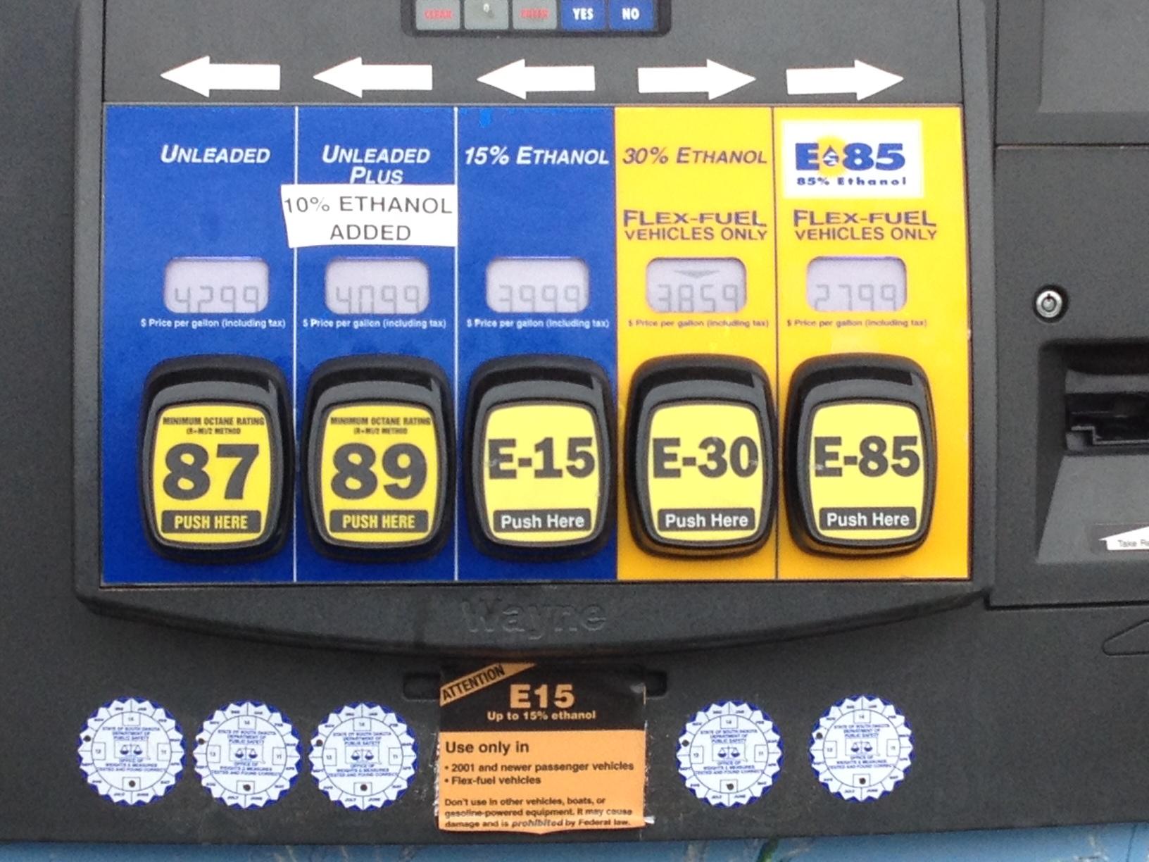 What Is Flex Fuel >> Choose American Fuel This Memorial Day South Dakota Corn